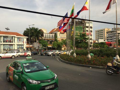 Ho Chi Minh City, Vietnam Day 1