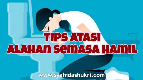 Tips atasi alahan mengandung