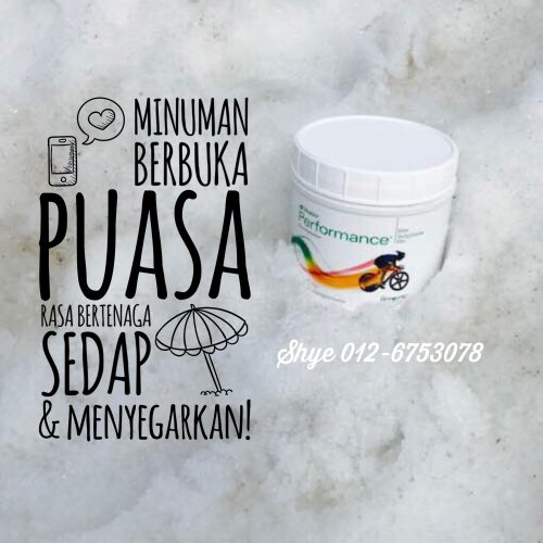 Kesegaran Performance Drink
