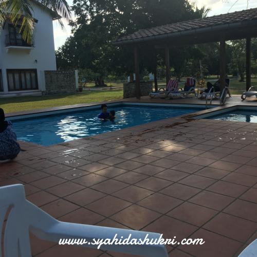 Swimming pool Casa Titik