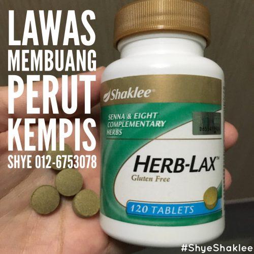 Detoks Usus dengan Herblax
