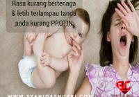 Ibu lesu, lapar dan menggigil ketika berpuasa dan menyusu