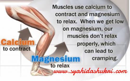 Punca kejang kaki semasa hamil adalah kekurangan kalsium dan magnesium