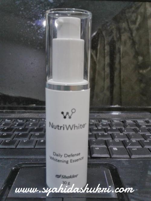 Nutriwhite : Serum