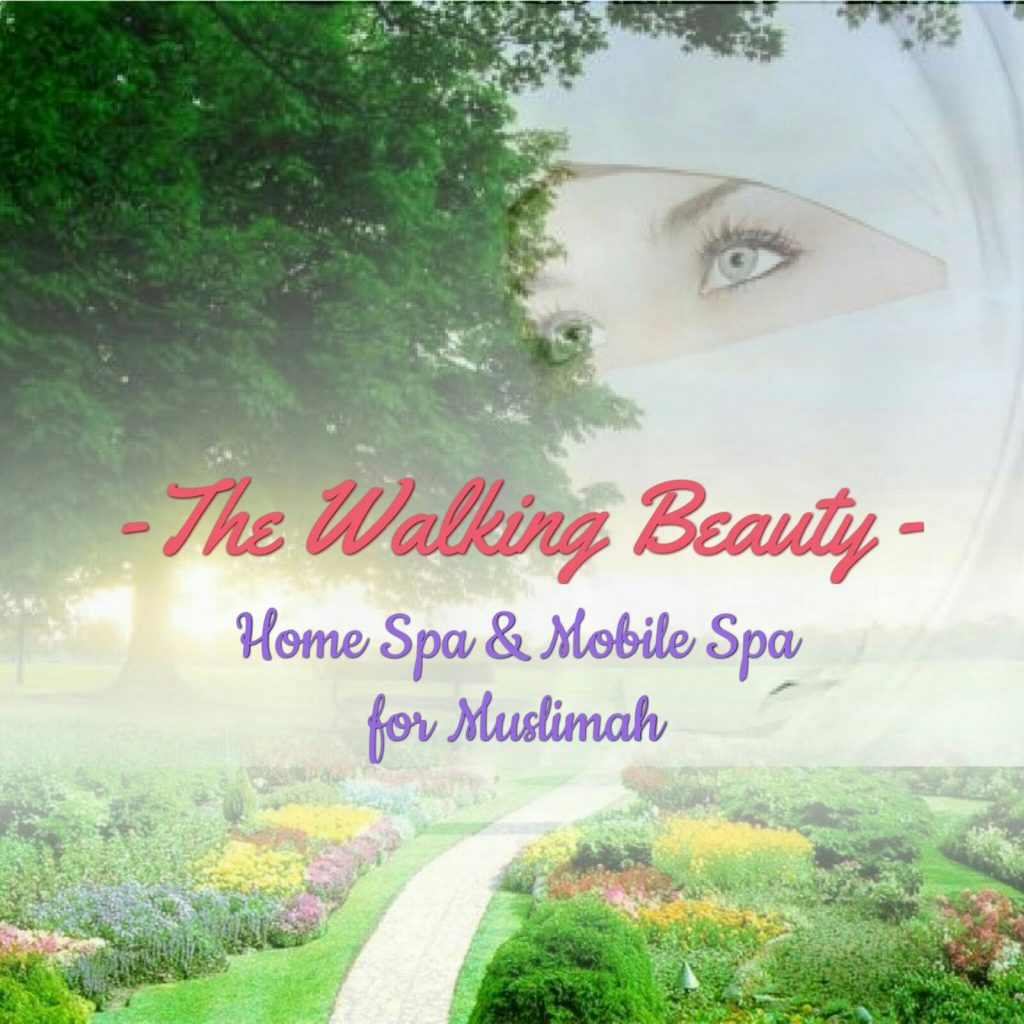 "Kursus Usahawan Spa ""The Walking Beauty"""