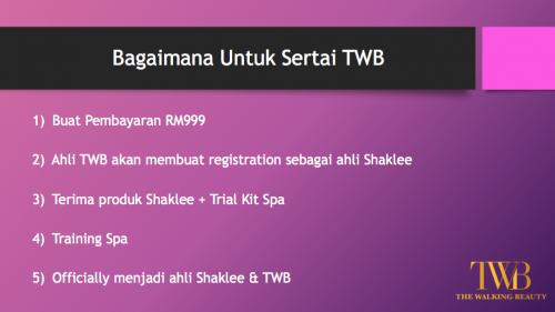 Ok! Saya Nak Sertai Projek Spa 'The Walking Beauty'!