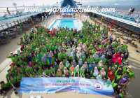 Cruise Trip Shaklee November 2017