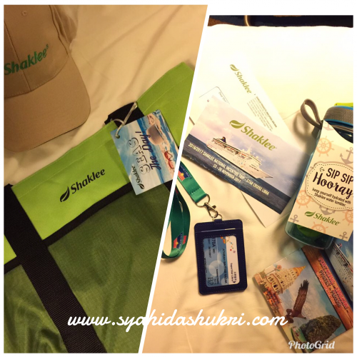 Drop gift by Shaklee