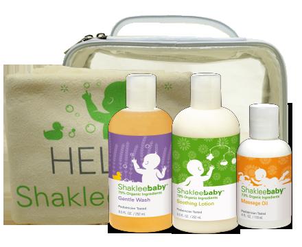 Shaklee Baby Set