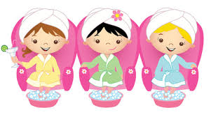 "Kids Spa ""The Walking Beauty"""