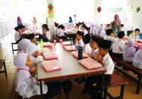 Hari pertama persekolahan anak saya di sekolah SIRAJ