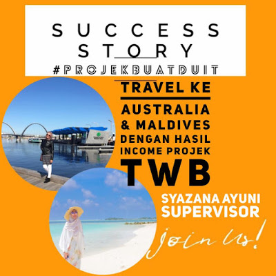 Success Story Spa Shaklee TWB