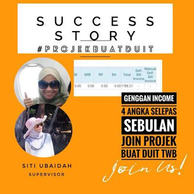 Success Story Spa Shaklee TWB