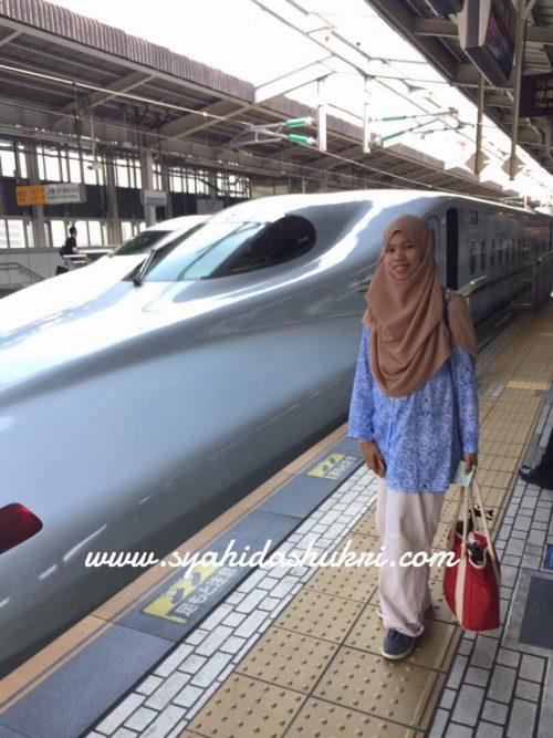 Shinkansen - DONE!