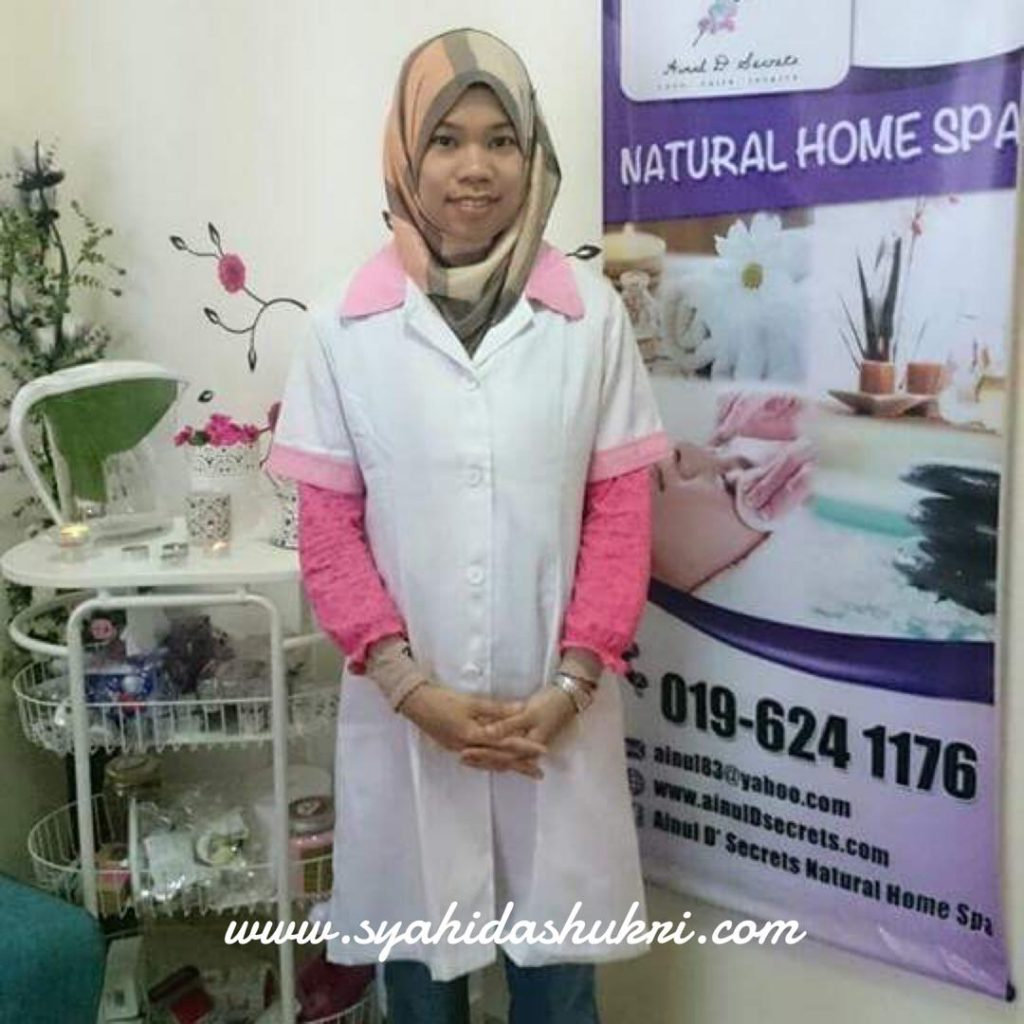 Hai! Saya Puan Syahida. Bersedia untuk membantu anda :-)