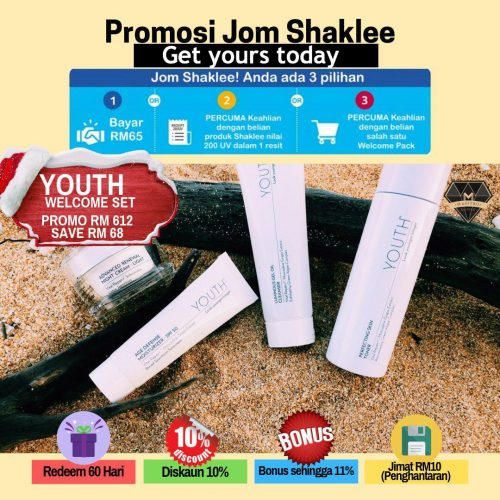 Youth Skincare Promo