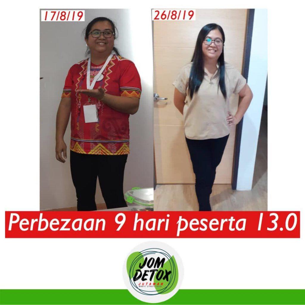 Nak join program Jom Detox Jutawan.