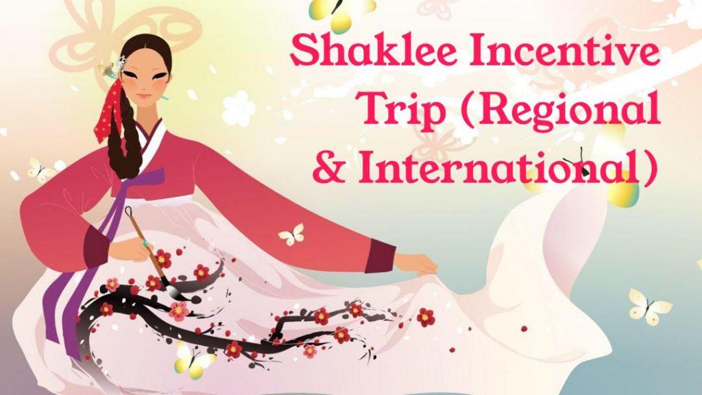 Incentive trip Shaklee