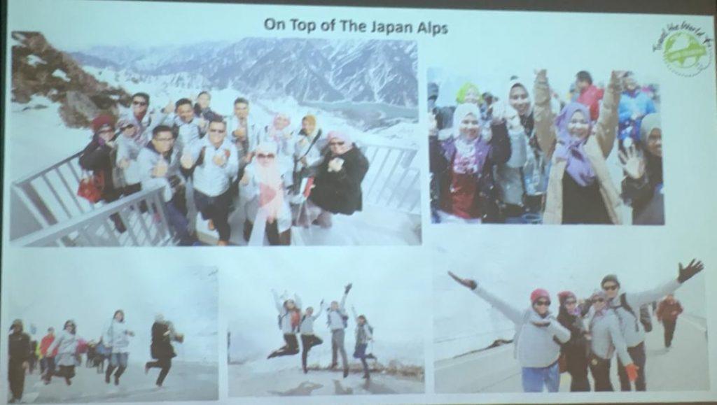 Incentive Trip Shaklee ke Jepun