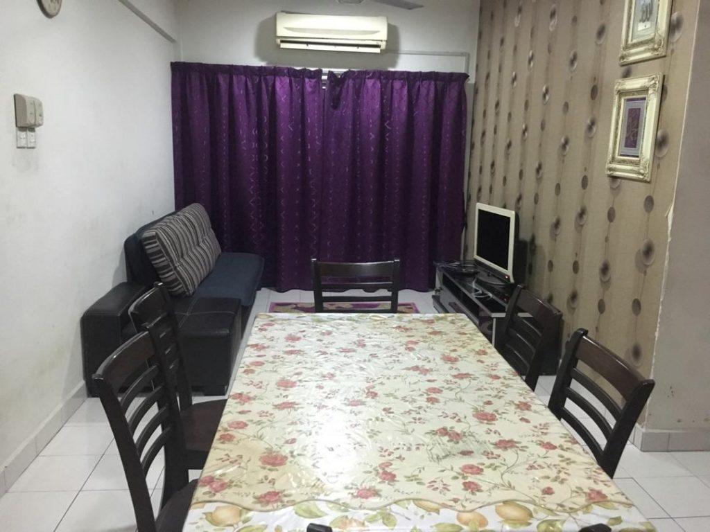 Rumah di Kuala Lumpur untuk dijual