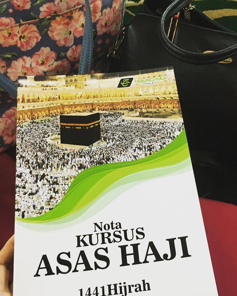 Niat Pergi Haji