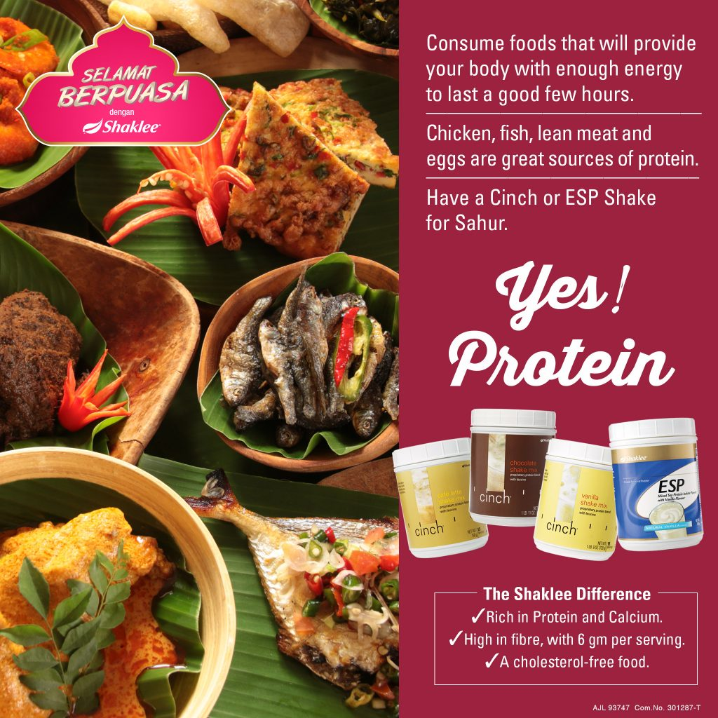 Cinch Shake Protein