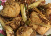 Ayam masak cincalok